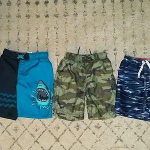 Gap Nautica Cherokee swim trunks
